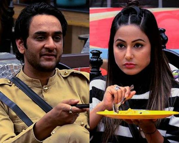 hina use girl problem thing for not perform in vikas task