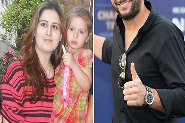 shahid afridi marriage with his sister nadia
