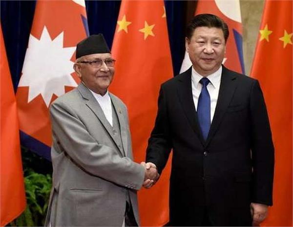 नेपाल ने भारत का रुख छोड़ चीन से कनैक्शन जोड़ा