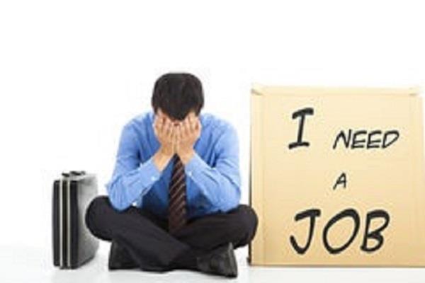 रजिस्टर्ड बेरोजगार, प्रदेश में रोहतक पहले तो दूसरे नम्बर पर करनाल