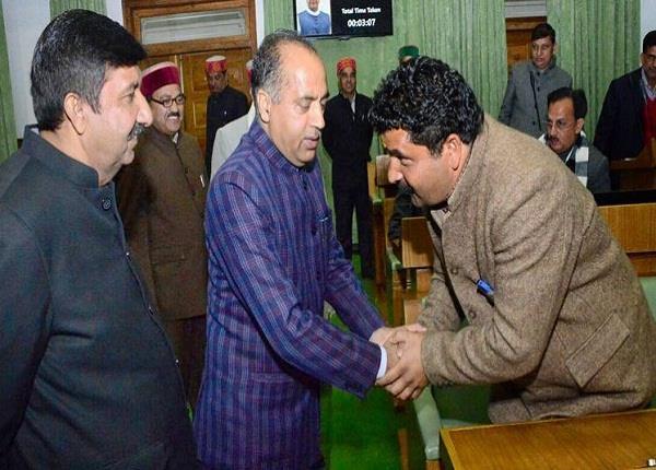 34 साल के MLA हंसराज बने विधानसभा के उपाध्यक्ष, CM ने दी बधाई