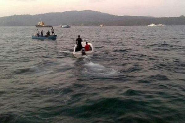 नौका हादसा : लापता छात्रों को खोजने का अभियान जारी