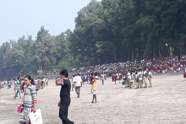 महाराष्ट्र: 40 स्कूली बच्चों से भरी नाव डूबी, 4 की मौत- रेस्क्यू ऑपरेशन जारी