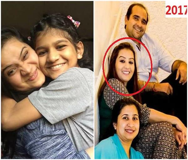 shilpa shinde unseen family photos