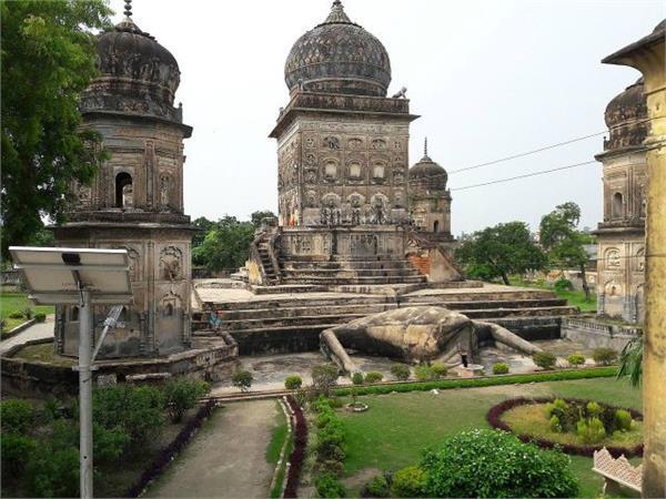 भारत का एेसा मंदिर, जहां भगवान शिव मेंढक की पीठ पर हैं विराजित