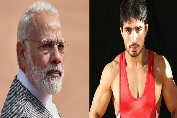 इस पहलवान ने PM मोदी से मांगी सुरक्षा, ओलंपियन सुशील से बताया जान का खतरा