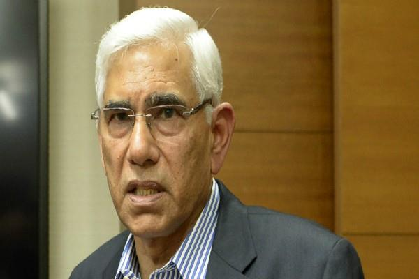 2G मामलाः पूर्व CAG विनोद राय बोले- 'बात नहीं करने के पीछे बहुत से कारण'