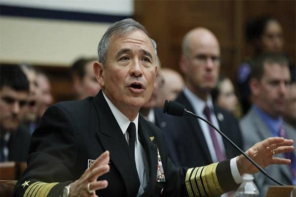 अमेरिकी कमांडर बोले- दक्षिण चीन सागर में विध्वंसक ताकत है चीन
