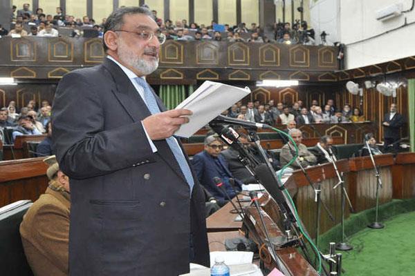 जम्मू कश्मीर बजट: जानिये बजट को लेकर किसने क्या कहा