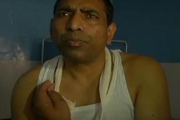 हरियाणा में बेखौफ घूम रहे है बदमाश, दिनदहाड़े व्यापारी को मारी गोली