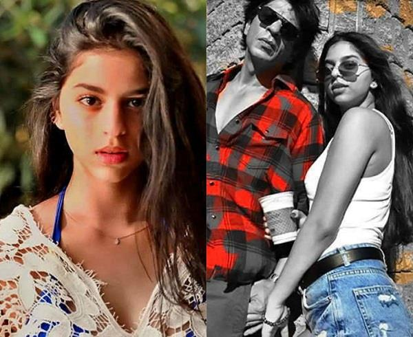 shahrukh khan daughter suhana khan tries her hand at cooking