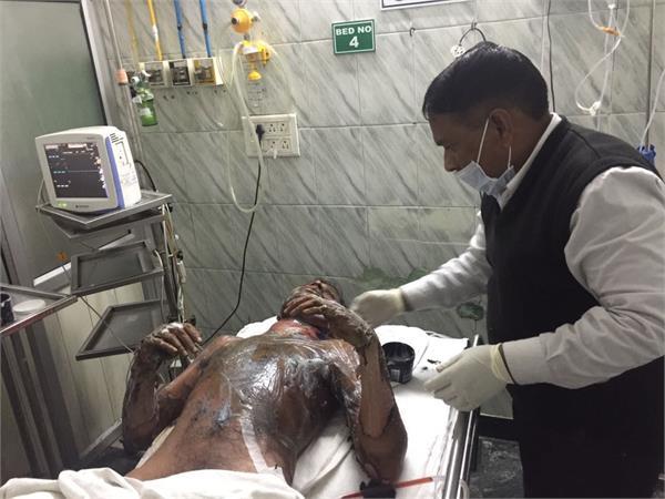 लोहड़ी के दिन जालंधर में टला बड़ा हादसा, इंडियन गैस एजैंसी के गोदाम में भीषण आग