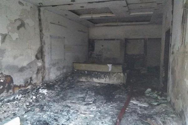 आग ने छीन ली परिवार की खुशियां, मौत में बदल गई बच्चों की सिसकियां
