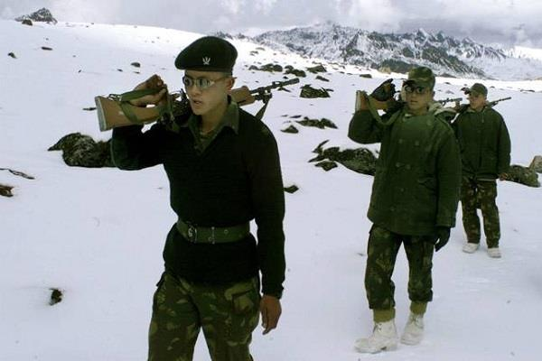 भारतीय सेना ने एक बार फिर नाकाम की चीन की चाल