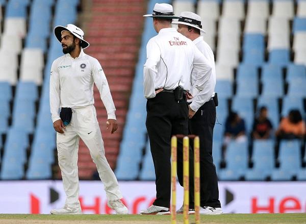 कोहली को मैदान पर गुस्सा दिखाना पड़ा महंगा, ICC ने ठोका भारी जुर्माना