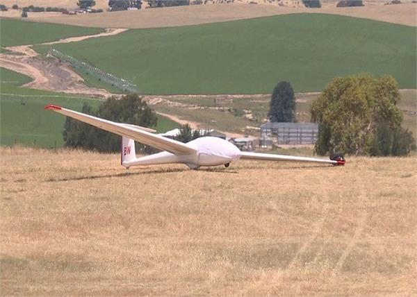 ऑस्ट्रेलिया में ग्लाइडर हादसाग्रस्त, पायलट का मौत