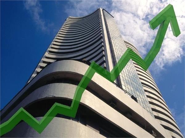 शेयर बाजारः सैंसेक्स 34443 और निफ्टी 10627 पर हुआ बंद