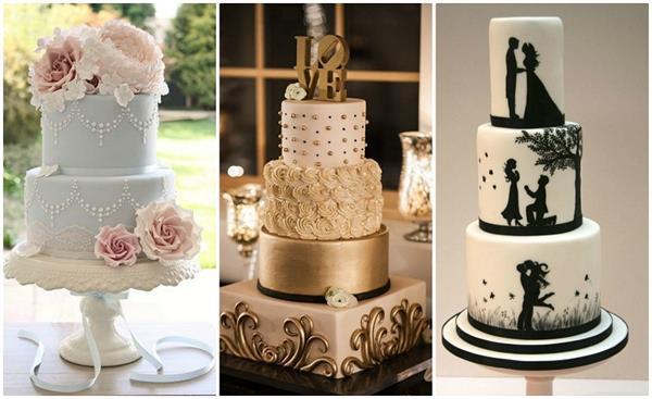 Wedding Cake Ideas: रिसेप्शन हो या कॉकटेल पार्टी, ट्राई करें कुछ डिफरैंट