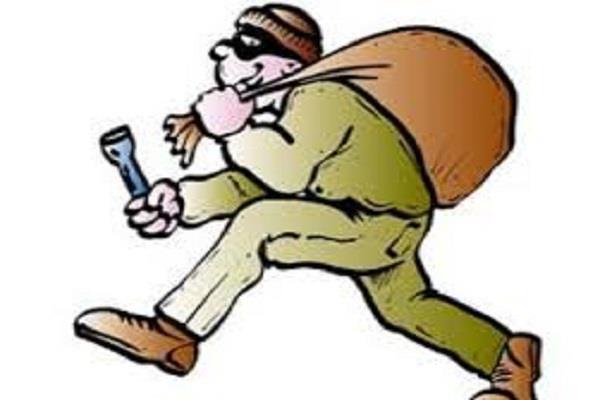 रिश्तेदारी में गए दंपति, पीछे से चोरों ने किया घर साफ