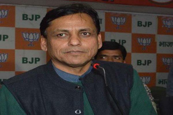 भाजपा नेता का तंज, कहा- गरीबों को परेशान करने के कारण लालू को मिली सजा