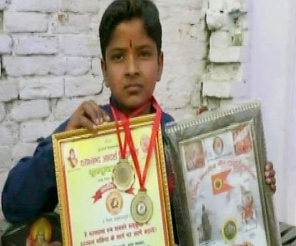 OMG: इस छात्र को 20 करोड़ तक का याद है पहाड़ा