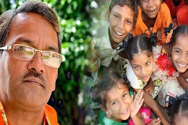 मुख्यमंत्री ने की अनाथ बच्चों के लिए नौकरियों में आरक्षण देने की मांग