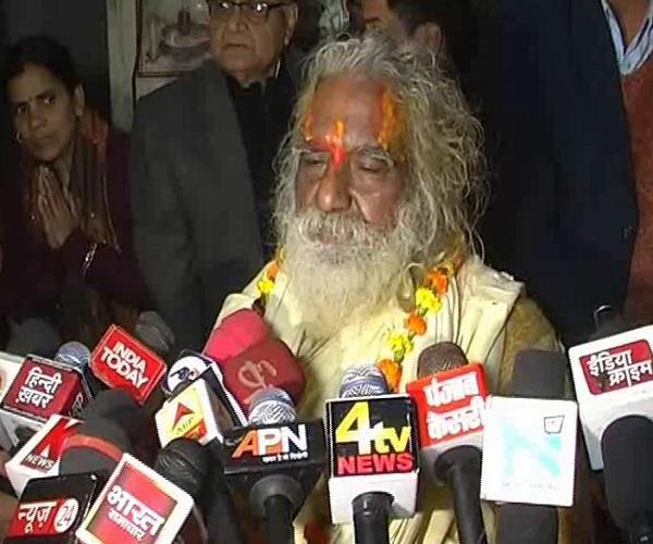 'चुनाव से पहले हुआ राम मंदिर का निर्माण तो बीजेपी को होगा फायदा'