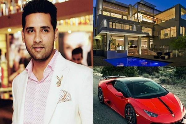 puneesh sharma luxury life