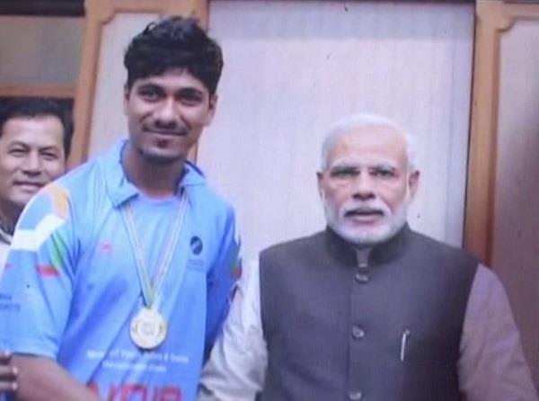 सोनीपत के क्रिकेटर छोरे ने दिखाया कमाल, ब्लाइंड क्रिकेट भारतीय टीम ने जीता विश्व कप