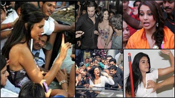 bollywood actresses harassment