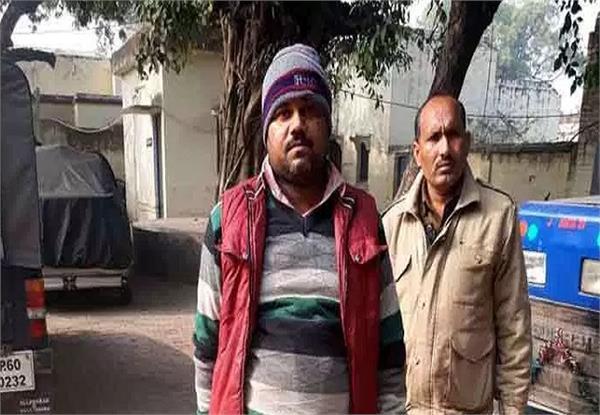 खुद को रेल राज्यमंत्री का रिश्तेदार बताकर ठगी करने वाला गिरफ्तार