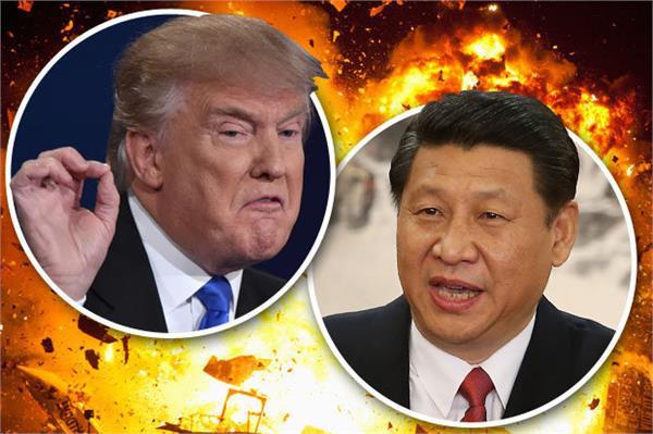 चीन-अमरीका में तनाव बनेगा तीसरे विश्वयुद्ध का कारण