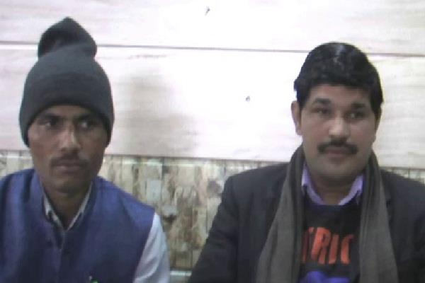 दलित संघ की सरकार को चेतावनी, मांगे पूरी न होने पर 15 जनवरी को देंगे धरना