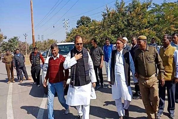 सुबोधकांत का तंज- रघुवर को जेल में अपनी जगह कर लेनी चाहिए सुरक्षित