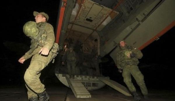 रूसी सेना सीरिया में हमलों का सामना करने में सक्षम