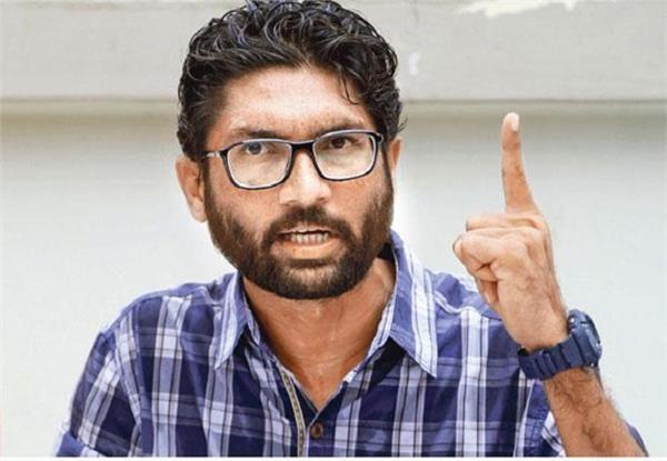 सहारनपुर जेल में जिग्नेश मेवाणी को नहीं मिली चंद्रशेखर से मिलने की इजाजत