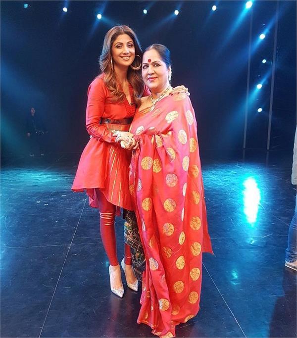 रियलिटी शो में शिल्पा की इंडियन ड्रैस में दिखा अनोखा Twist