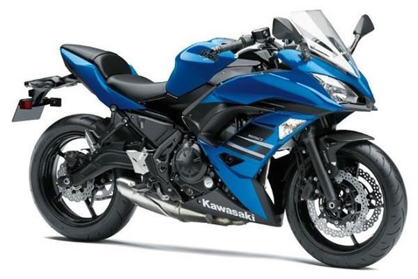 एबीएस तकनीक और नए कलर में लांच हुअा Kawasaki Ninja 650