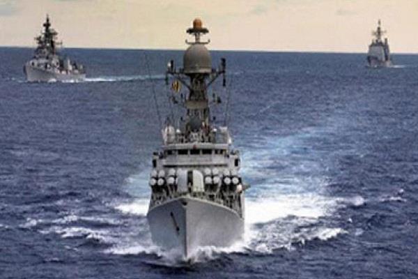 अभ्यास के लिए तमिलनाडु पहुंचा जापानी तटरक्षक जहाज