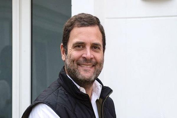 राणा इस्तीफा मामला: राहुल के पास पहुंची रेत कारोबार में लगे कांग्रेस विधायकों की लिस्ट