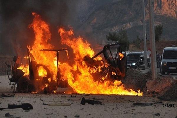 बलूचिस्तान असेंबली के पास विस्फोट, 7 लोगों की मौत 23 घायल