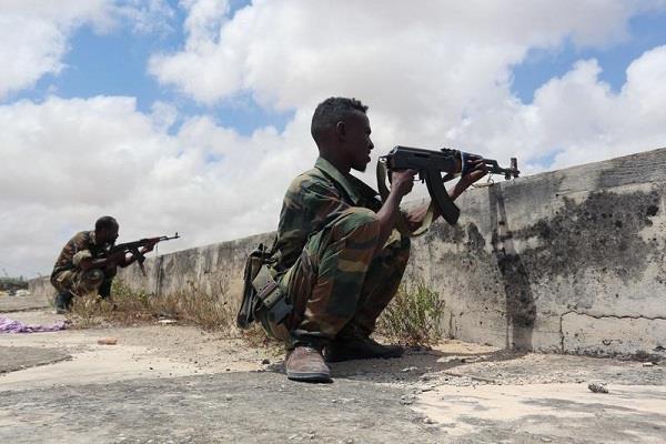 सोमालिया: सेना ने 'आतंकवादी स्कूल' से 32 बच्चों को छुड़ाया