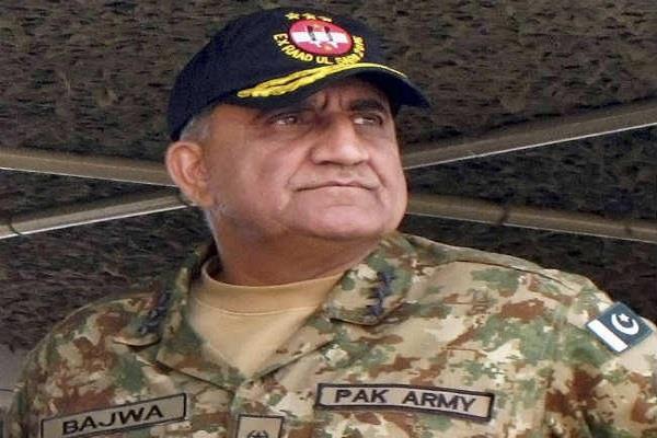 भारतीय आक्रामकता का माकूल जवाब देंगे: पाक सेना प्रमुख
