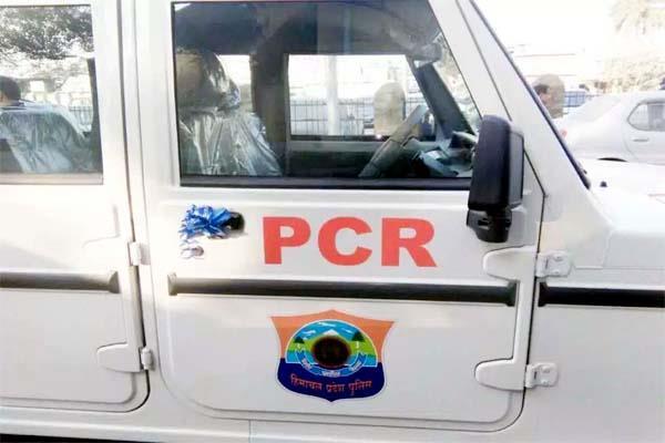 खाकी पर लगा एक और दाग, नशे में धुत्त मिले PCR में तैनात 2 पुलिस जवान
