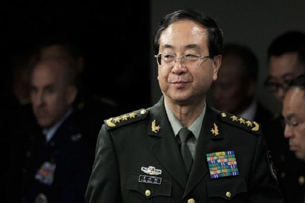 चीन: पूर्व पीएलए प्रमुख के खिलाफ भ्रष्टाचार के आरोप में चलेगा मुकदमा