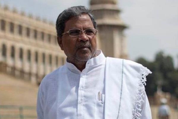 तमिलनाडु को कावेरी का पानी देने की स्थिति में नहीं है कर्नाटक: सिद्धरमैया