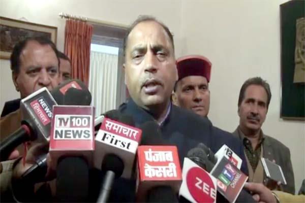 CM जयराम ने केंद्र से उठाई मांग, एयर और रेलवे कनैक्टीविटी को दिया जाए बढ़ावा
