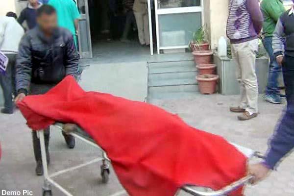 दर्दनाक हादसा : मजदूरी कर घर लौट रहे व्यक्ति को ऐसे मिली खौफनाक मौत