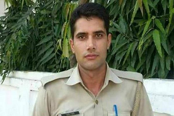 UP: शामली मुठभेड़ में घायल सिपाही अंकित की इलाज के दौरान मौत