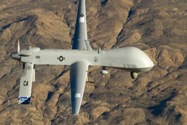 पाक पर अमरीका ने किया ड्रोन से हमला, 3 आतंकी ढेर